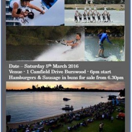 Water Ski and Wakeboard Night Show